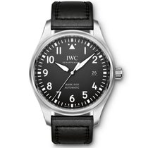 IWC Pilots Black Dial Automatic 40mm IW327001