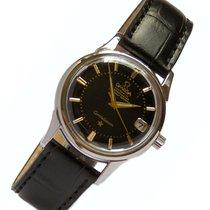 Omega vintage Herrenuhr Constellation in Stahl ca. 1960