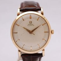 Omega Automatic Gold Dress Vintage Dress Watch - Gent's...