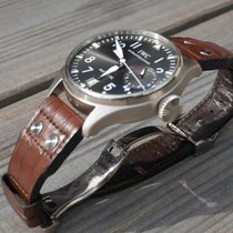 IWC Big Pilot - white gold