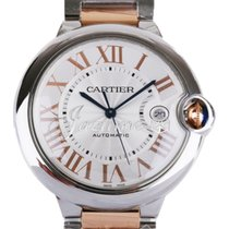 Cartier W6920095 BALLON BLEU DE 42mm PINK GOLD 2017