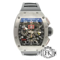 Richard Mille RM011 Aj Ti   Titanium Chronograph 2015 RM11 11...