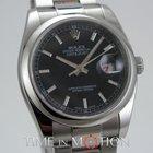 Rolex Oyster Perpetual Datejust 116200 Noir Certif Rolex SurBoite