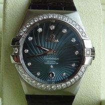 Omega factory Diamond Set Sternbild Co Axial Automatic...