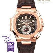 Patek Philippe Nautilus Chronograph Rose Gold - 5980R-001