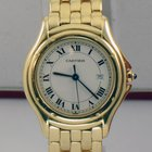 Cartier Cougar yellow gold large size 33mm
