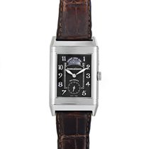 Jaeger-LeCoultre Reverso Duo Men's White Gold Manual Wind...