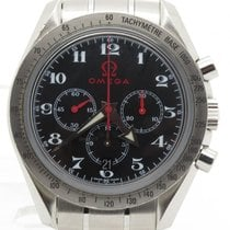 Omega Speedmaster Broad Arrow Olympic Edition Automatic Watch...