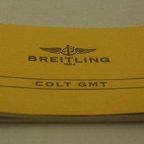 Breitling Colt Gmt Anleitung Top Zustand