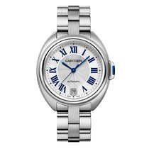 Cartier Cle  Mid-Size Watch Ref WSCL0006