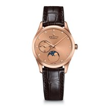 Zenith Captain Ultra Thin Lady Moonphase-Old Ref 18.2310.692/9...