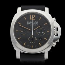 Panerai Luminor DayLight Stainless Steel Gents PAM356