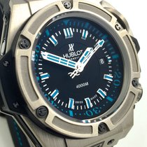 Hublot King Power Oceanographic 4000 Caribbean Aruba Limited...