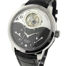 Glashütte Original 41-03-06-34-04  PanoTourbillon XL - White...
