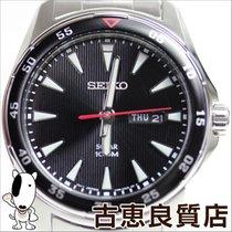 Seiko 【MT667】【新品・未使用】【買取品】SEIKO セイコー SNE393P1  ソーラー ダイバーズモデル 1...