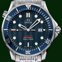Omega Seamaster 300M Stainless Steel 41mm Blue Dial  2010 B&P