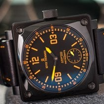 Revue Thommen Airspeed Instruments Black Steel/PVD