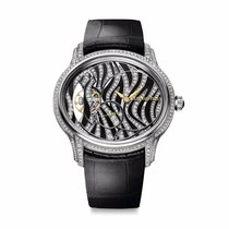 Audemars Piguet AP Ladies Millenary Zebra White Gold with...