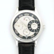 Chopard L.U.C Regulator White Gold Watch Ref. 161874-1001