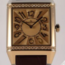 Jaeger-LeCoultre Reverso Squadra Lady Steel and Diamonds -...