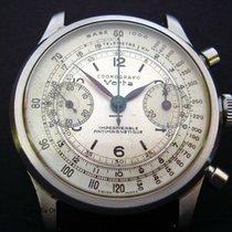 Vetta Cronografo a due contatori in acciaio