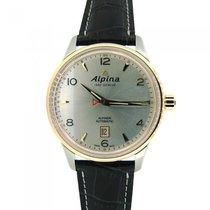 Alpina Herren Automatikuhr Bicolor AL-525S4E3