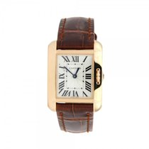 Cartier- Tank Anglaise Kleines Modell, Ref. W5310027