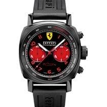 Panerai Ferrari Chronograph 45mm DLC FER00038 Watch