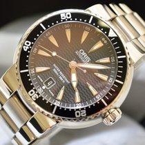 Oris TT1 Diver Date Automatic