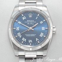 Rolex Air-King 114210 Stahl Automatik AirKing