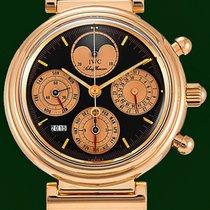 IWC Da Vinci Perpetual Calendar Moonphase 18k Red Gold  B&P