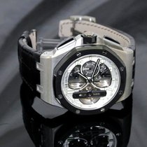 Audemars Piguet Royal Oak Offshore TOURBILLON CHRONO Titanium...