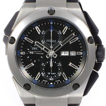 IWC Ingenieur Double Chronograph Titan