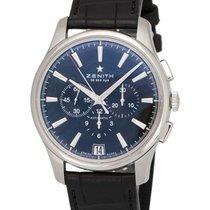 Zenith El Primero Captain Chronograph Men's Watch 03.2110.400/...