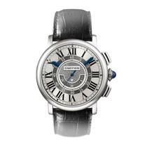 Cartier Rotonde Manual Mens Watch Ref W1556051