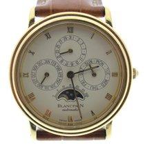 Blancpain Villeret REF. 5395-1418 calendar complete fasi lunari