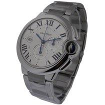 Cartier W6920002 Ballon Bleu de Cartier Chronograph XL - Steel...
