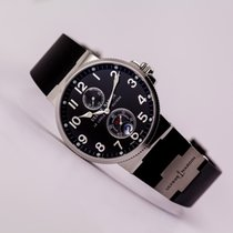 Ulysse Nardin Maxi Marine Chronometer Black Dial