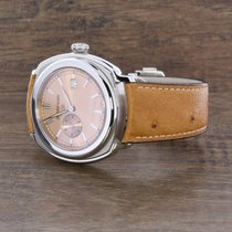 JeanRichard Vintage Stainless Steel  Watch