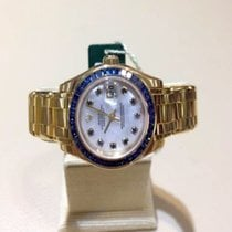 Rolex 80308 Pearl Master Sapphire Bezel and Dial