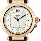 Cartier PASHA 42mm ROSE GOLD AUTOMATIC w/ SKELETON BACK