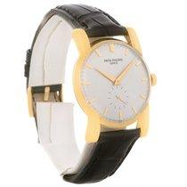 Patek Philippe Calatrava Vintage 18k Yellow Gold Watch 2428...