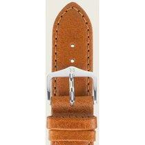 Hirsch Forest Uhrenarmband goldbraun L 17920270-2-20 20mm