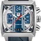 TAG Heuer MONACO 24 McQueen Watch Blue