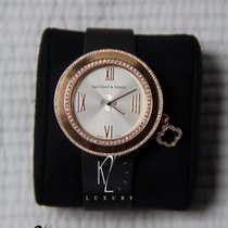 Van Cleef & Arpels Charms Watch 38mm Rose Gold & Diamond