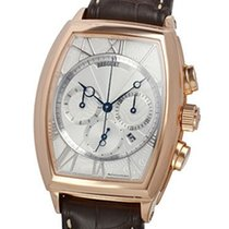 Breguet Heritage Silver Dial Men's Watch