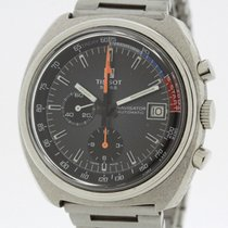 Tissot Navigator Yaching Chronograph Cal. Lemania 1341 Black...