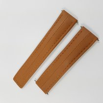 TAG Heuer S/EL Sport Series Midszie Leather strap brown 18mm...