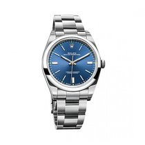 Rolex Oyster Perpetual 39 114300 Stainless Steel Watch