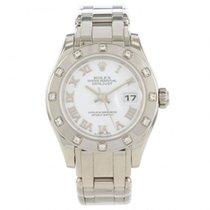 Rolex Lady DateJust 80319 18K Diamond